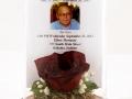 TD Oak Memorial Card Front